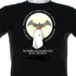 Batman Movie Aurora Colorado Logo - Entry #39