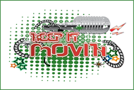 Keep It Movin Logo - Entry #278