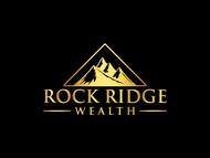 Rock Ridge Wealth Logo - Entry #362