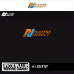 PlayersDirect Logo - Entry #50