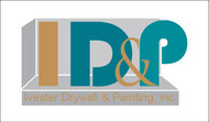 IVESTER DRYWALL & PAINTING, INC. Logo - Entry #42
