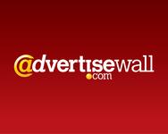 Advertisewall.com Logo - Entry #2