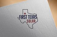 First Texas Solar Logo - Entry #79