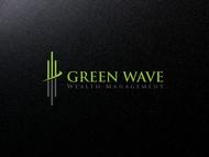 Green Wave Wealth Management Logo - Entry #7