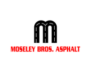 Moseley Bros. Asphalt Logo - Entry #9