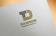 Dawson Transportation LLC. Logo - Entry #43