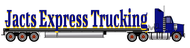 Jacts Express Trucking Logo - Entry #1