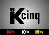K-CINQ  Logo - Entry #161