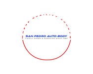 San Pedro Auto Body Logo - Entry #85