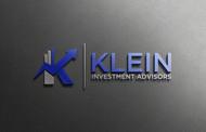 Klein Investment Advisors Logo - Entry #103