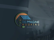 Reimagine Roofing Logo - Entry #269