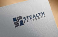 Stealth Projects Logo - Entry #390