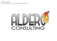 Aldero Consulting Logo - Entry #15