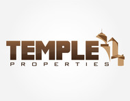 Temple Properties Logo - Entry #111