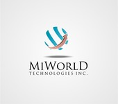 MiWorld Technologies Inc. Logo - Entry #121