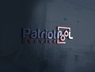 Patriot Pool Service Logo - Entry #15
