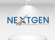 NextGen Accounting & Tax LLC Logo - Entry #350