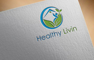 Healthy Livin Logo - Entry #462