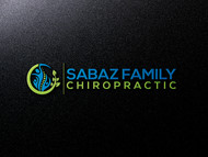 Sabaz Family Chiropractic or Sabaz Chiropractic Logo - Entry #199