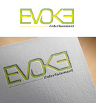 Evoke or Evoke Entertainment Logo - Entry #75