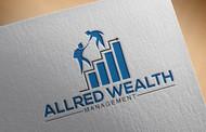ALLRED WEALTH MANAGEMENT Logo - Entry #525