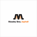 Moseley Bros. Asphalt Logo - Entry #17