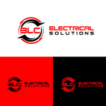 BLC Electrical Solutions Logo - Entry #120