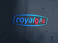 Royal Gas Logo - Entry #259