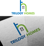 TRILOGY HOMES Logo - Entry #20