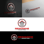 Reimagine Roofing Logo - Entry #320