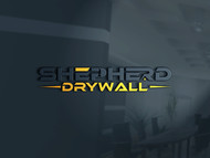 Shepherd Drywall Logo - Entry #101