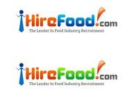 iHireFood.com Logo - Entry #101