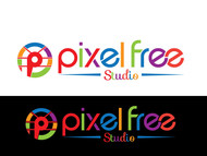 PixelFree Studio Logo - Entry #2