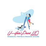 uHate2Paint LLC Logo - Entry #32