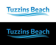 Tuzzins Beach Logo - Entry #176