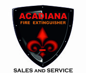 Acadiana Fire Extinguisher Sales and Service Logo - Entry #60
