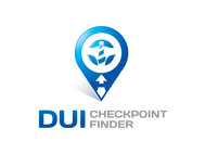 DUI Checkpoint Finder Logo - Entry #17