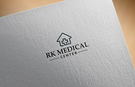 RK medical center Logo - Entry #127