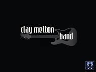 Clay Melton Band Logo - Entry #14