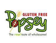 gluten free popsey  Logo - Entry #180
