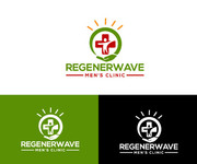 Regenerwave Men's Clinic Logo - Entry #38