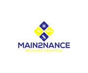 MAIN2NANCE BUILDING SERVICES Logo - Entry #134
