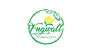 Engwall Florist & Gifts Logo - Entry #200