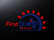 First Texas Solar Logo - Entry #17