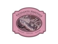 Escalante Heritage/ Hole in the Rock Center Logo - Entry #68