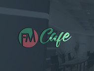 FM Cafe Logo - Entry #108