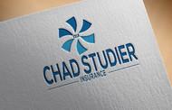 Chad Studier Insurance Logo - Entry #408