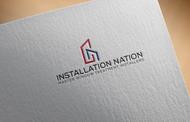 Installation Nation Logo - Entry #129