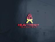 Heavyweight Jiujitsu Logo - Entry #80