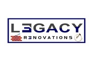LEGACY RENOVATIONS Logo - Entry #57